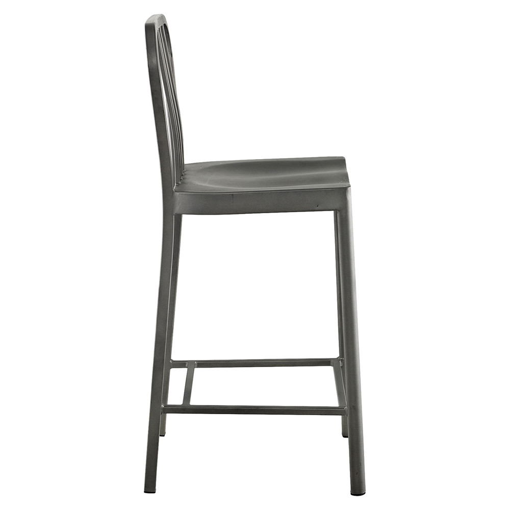 Clink Counter Stool Silver Dcg Stores