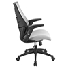 Force Mesh Office Chair - Adjustable Height, Swivel, Gray - EEI-2065-GRY