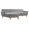 Engage Left Facing Sectional Sofa - EEI-2068-SET