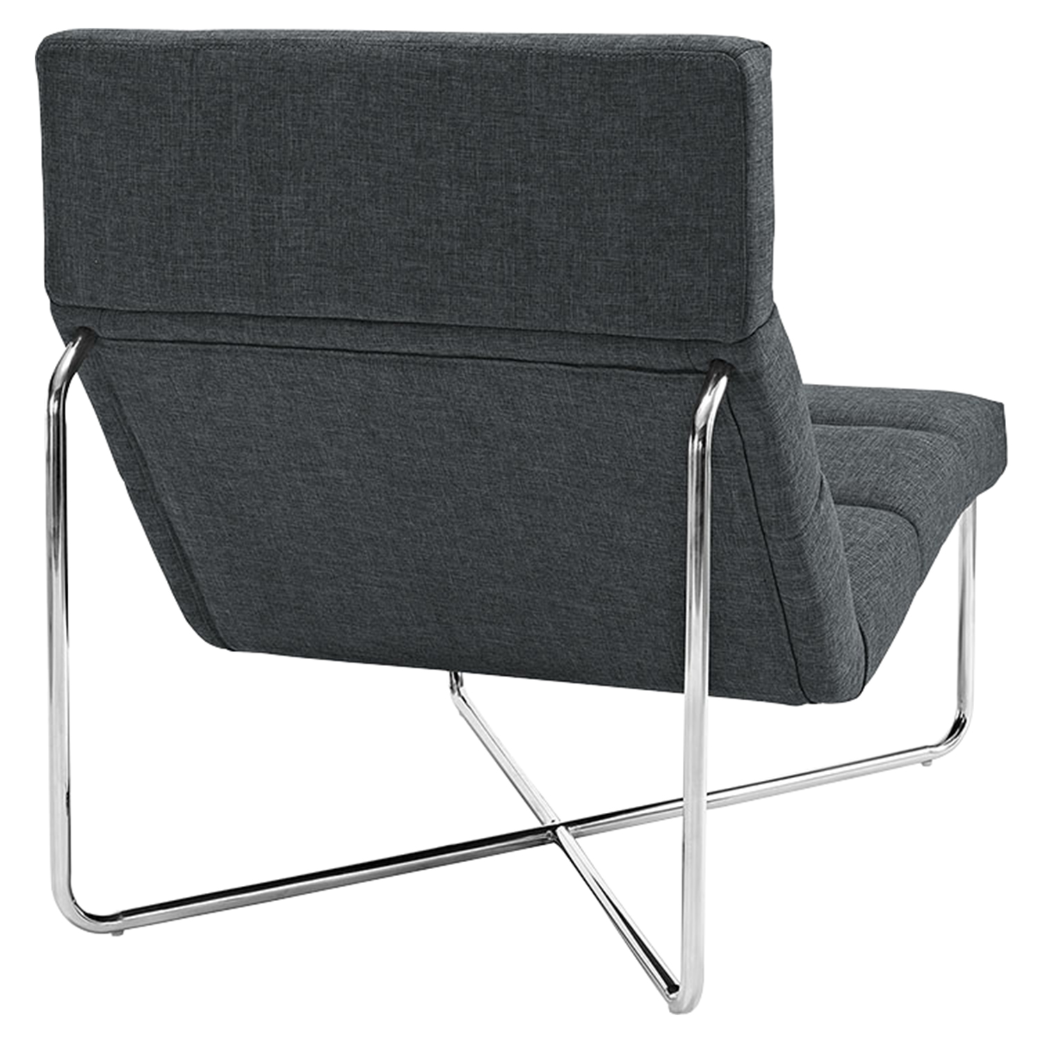 Reach Lounge Chair - Gray - EEI-2081-GRY