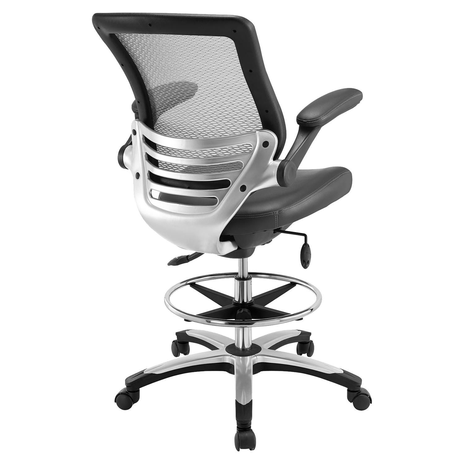 Edge Office Chair - Adjustable Height, Swivel, Gray - EEI-211-GRY