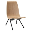 Voyage Lounge Chair - Natural - EEI-213-NAT
