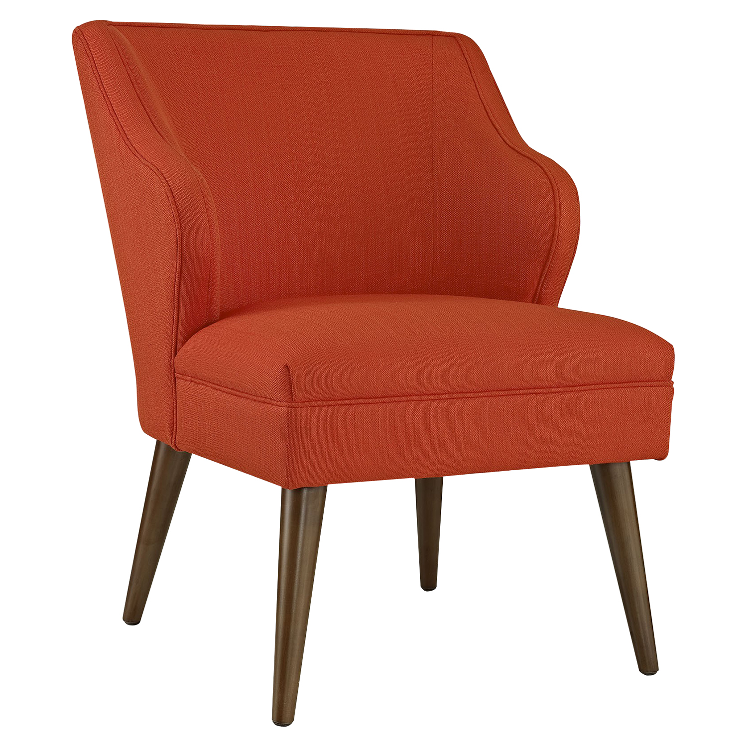 Swell Fabric Armchair - EEI-2148