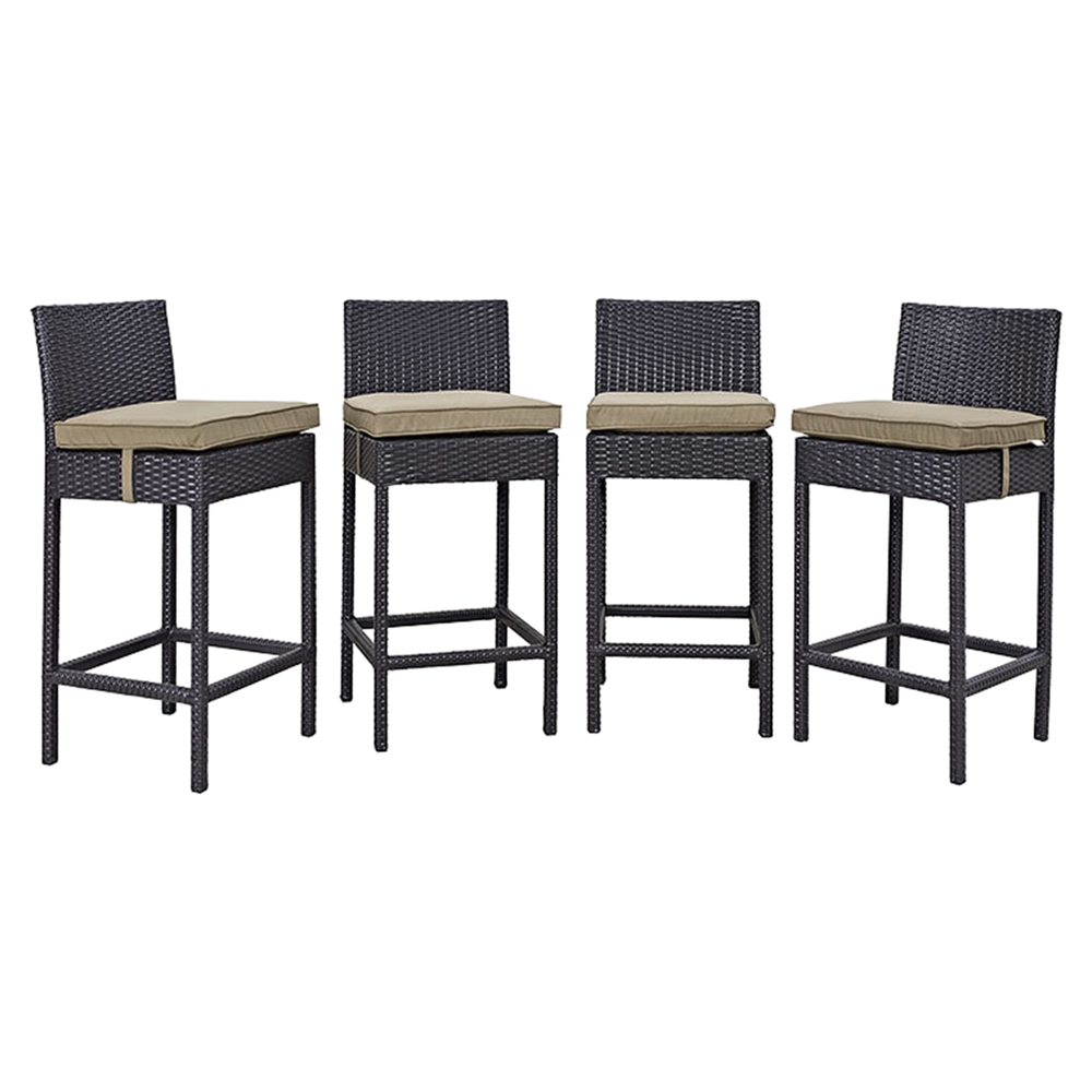 Convene Outdoor Patio Bar Stool Set of 4 DCG Stores : eei 2218 exp set 4 from www.dcgstores.com size 1000 x 1000 jpeg 216kB