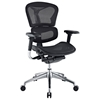 Lift Mesh Ergonomic Executive Chair - Black - EEI-233-BLK