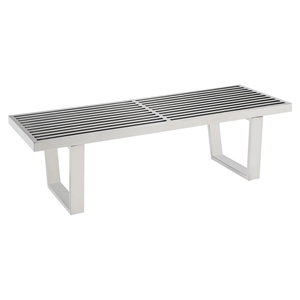 Sauna 4 Stainless Steel Bench
