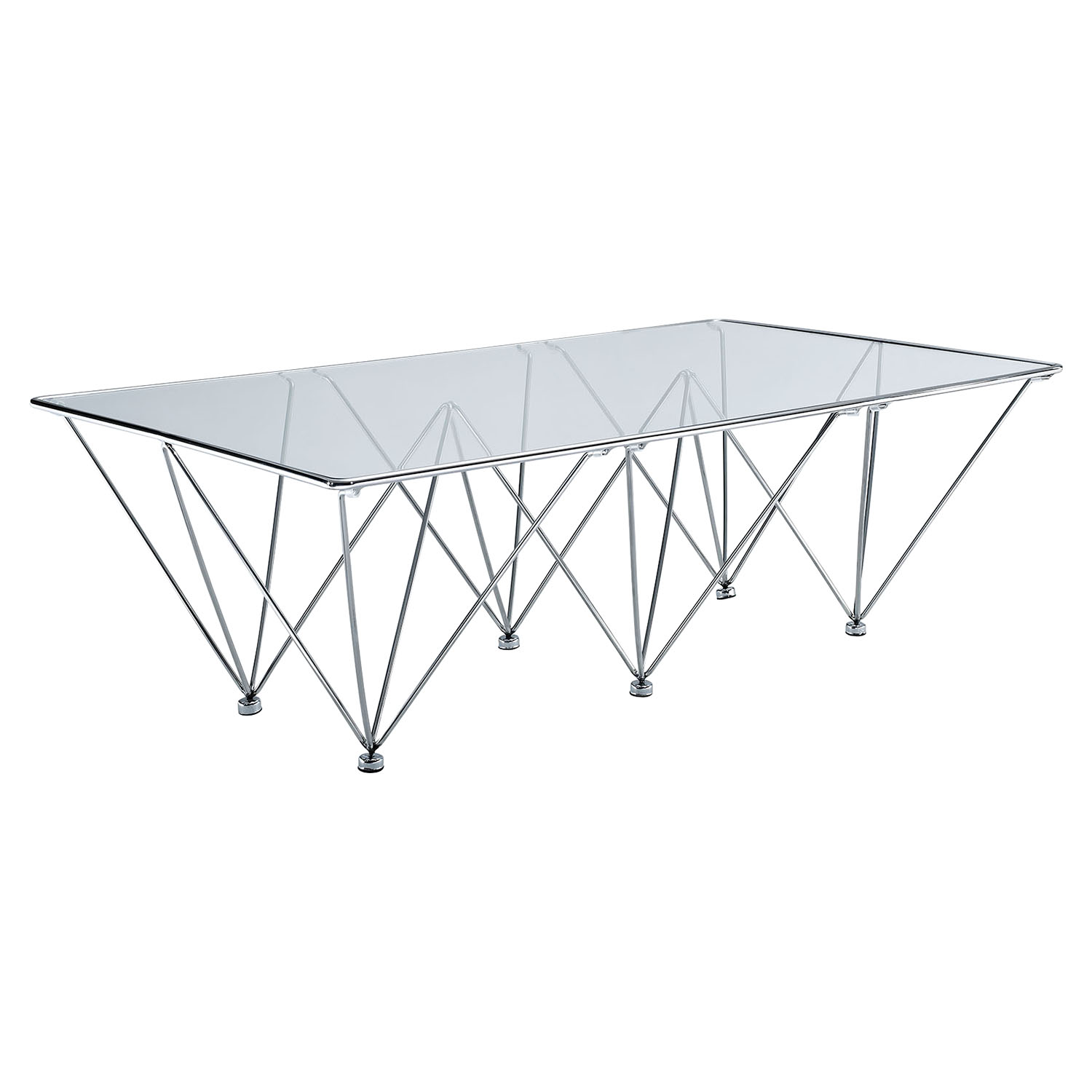 Prism Rectangle Coffee Table - EEI-260
