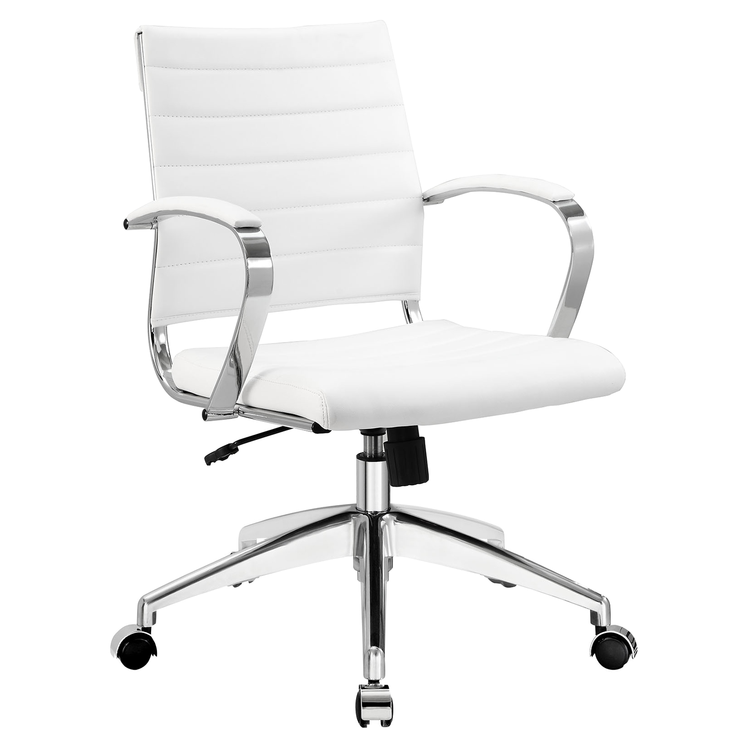 Jive Mid Back Office Chair - Height Adjustment, Tilt Tension - EEI-273