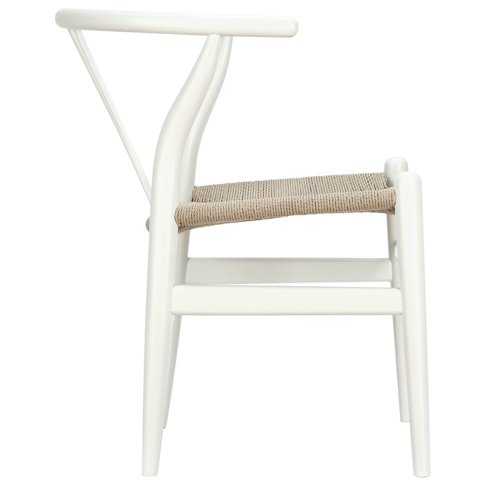 Amish Wishbone ''Y'' Chair - EEI-552