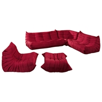 Downlow Sofa Set - 5 Piece Set