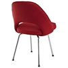 Cordelia Fabric Side Chair with Chrome Legs - EEI-622