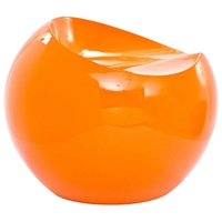 Plop High Gloss Spherical Stool