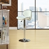 Fly Contemporary Adjustable Bar Stool - EEI-635