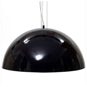 Hanging Lamp with Dome Shade