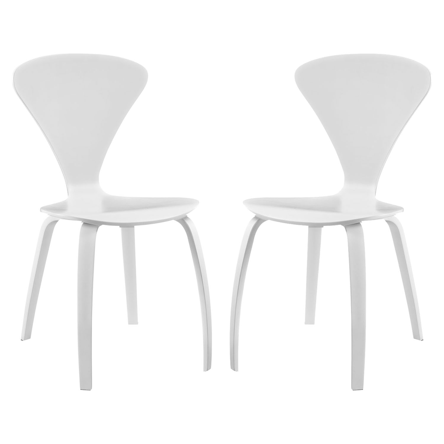 Vortex Dining Chair - Stackable (Set of 2) - EEI-899-SET