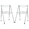 Telescope Dining Chair (Set of 2) - EEI-923-CLR