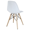 Pyramid Dining Side Chair - White (Set of 2) - EEI-928-WHI