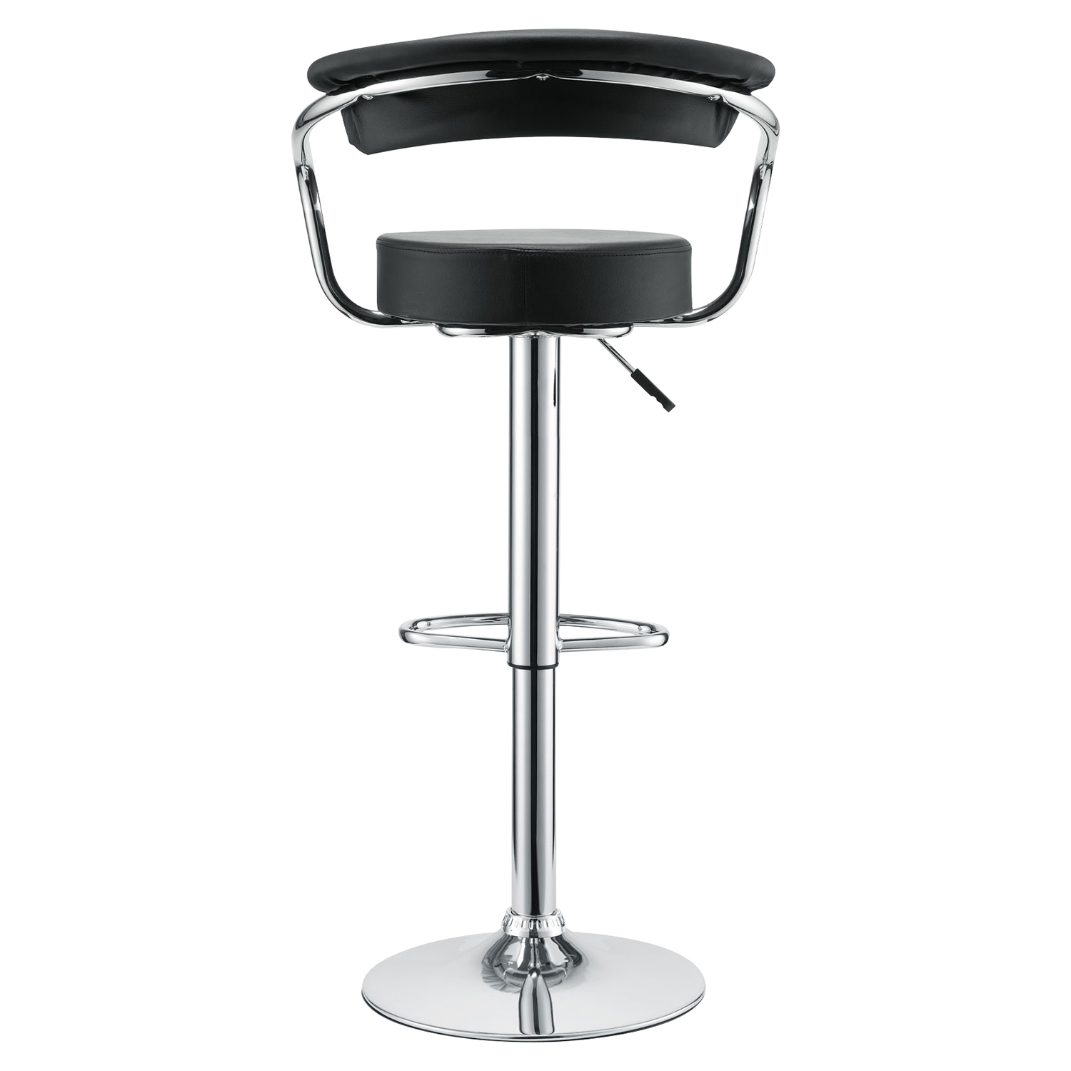 Diner Bar Stool Black Swivel Set of 4 DCG Stores : eei 931 blk 3 from www.dcgstores.com size 1000 x 1000 jpeg 116kB