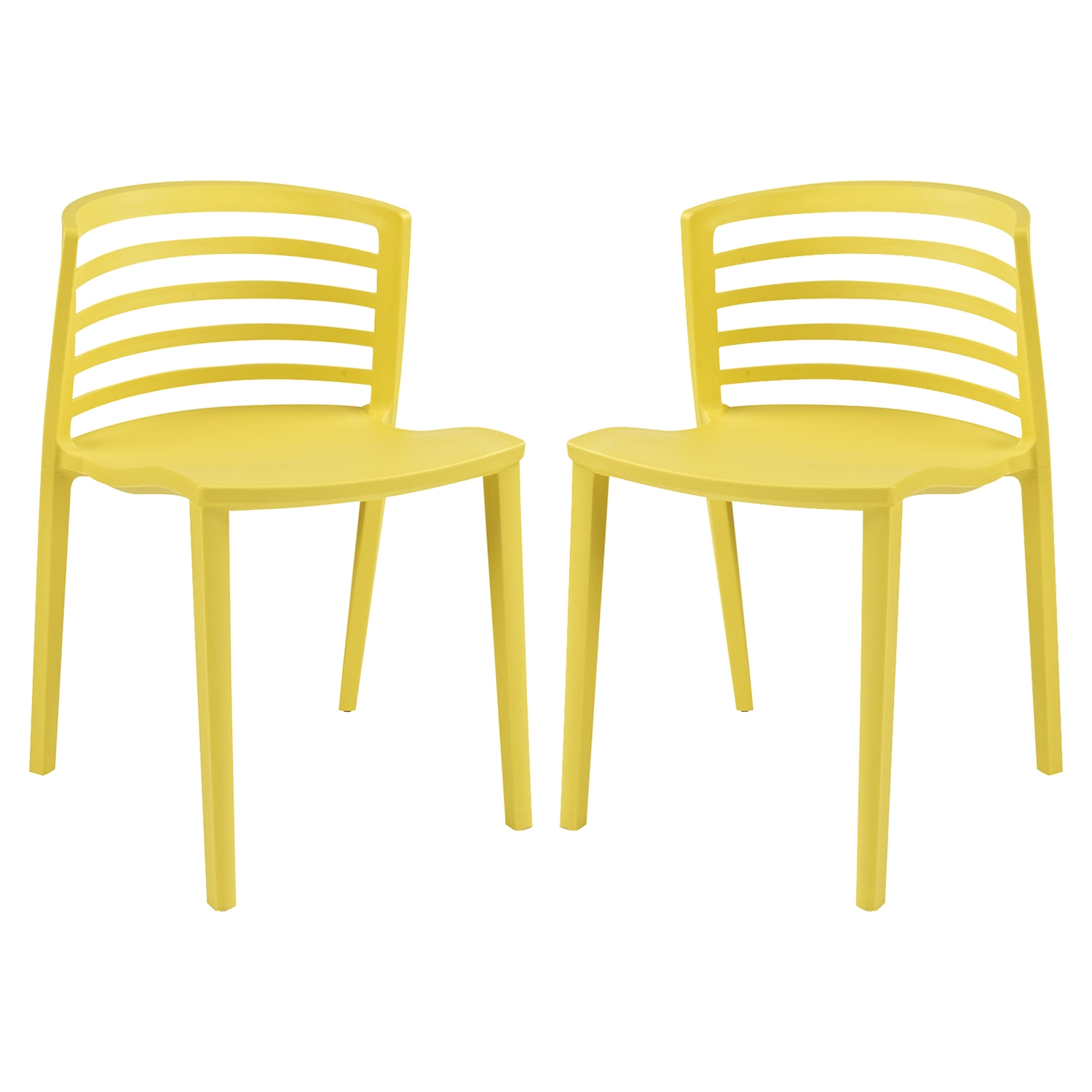 Curvy Dining Chairs (Set of 2) - EEI-935