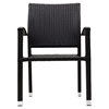 Bella Patio Chair - Espresso (Set of 4) - EEI-939-EXP
