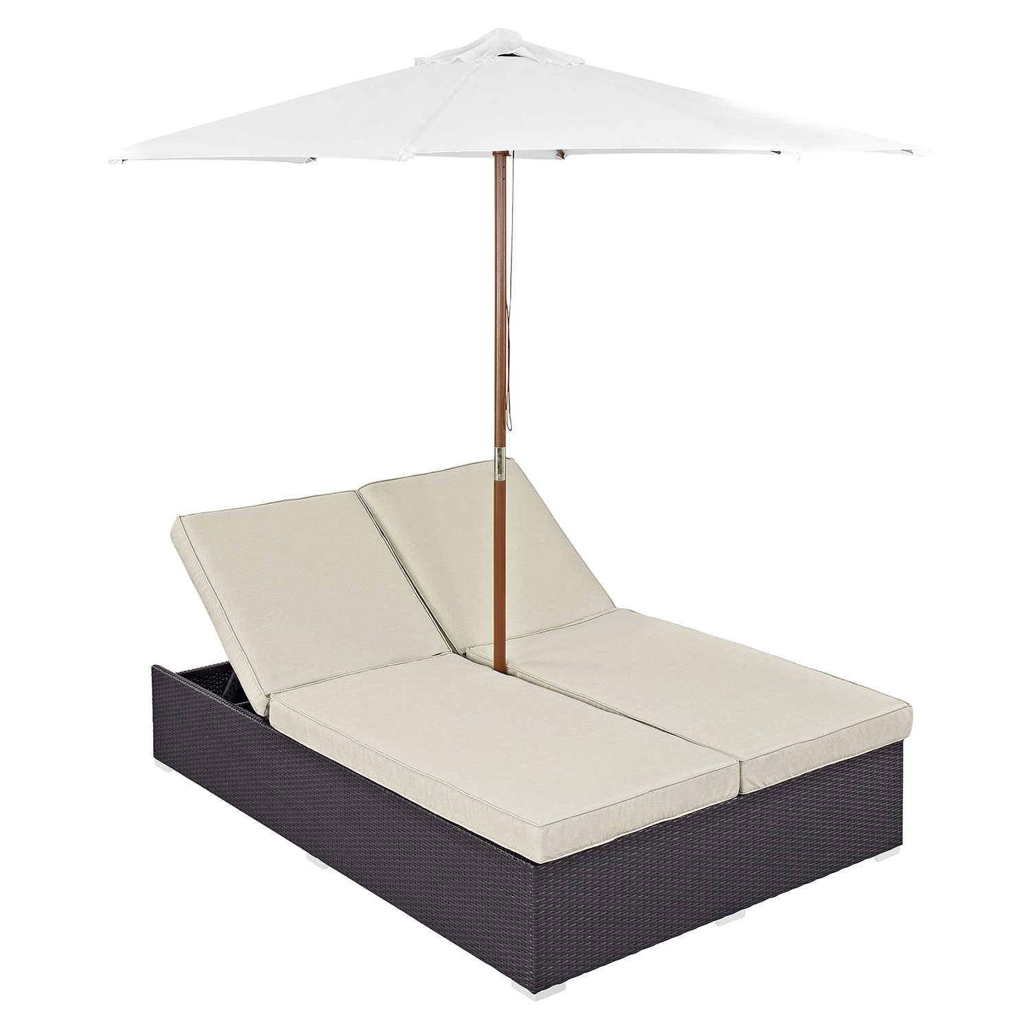 Arrival Outdoor Patio Chaise - EEI-980-EXP