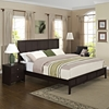 Holly 2 Pieces Queen Bedroom Set - EEI-5124-BLK-SET