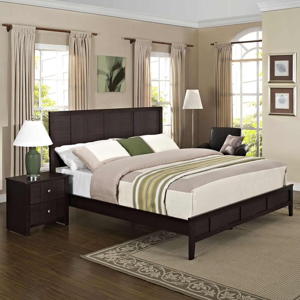 Holly 2 Pieces Queen Bedroom Set Dcg Stores