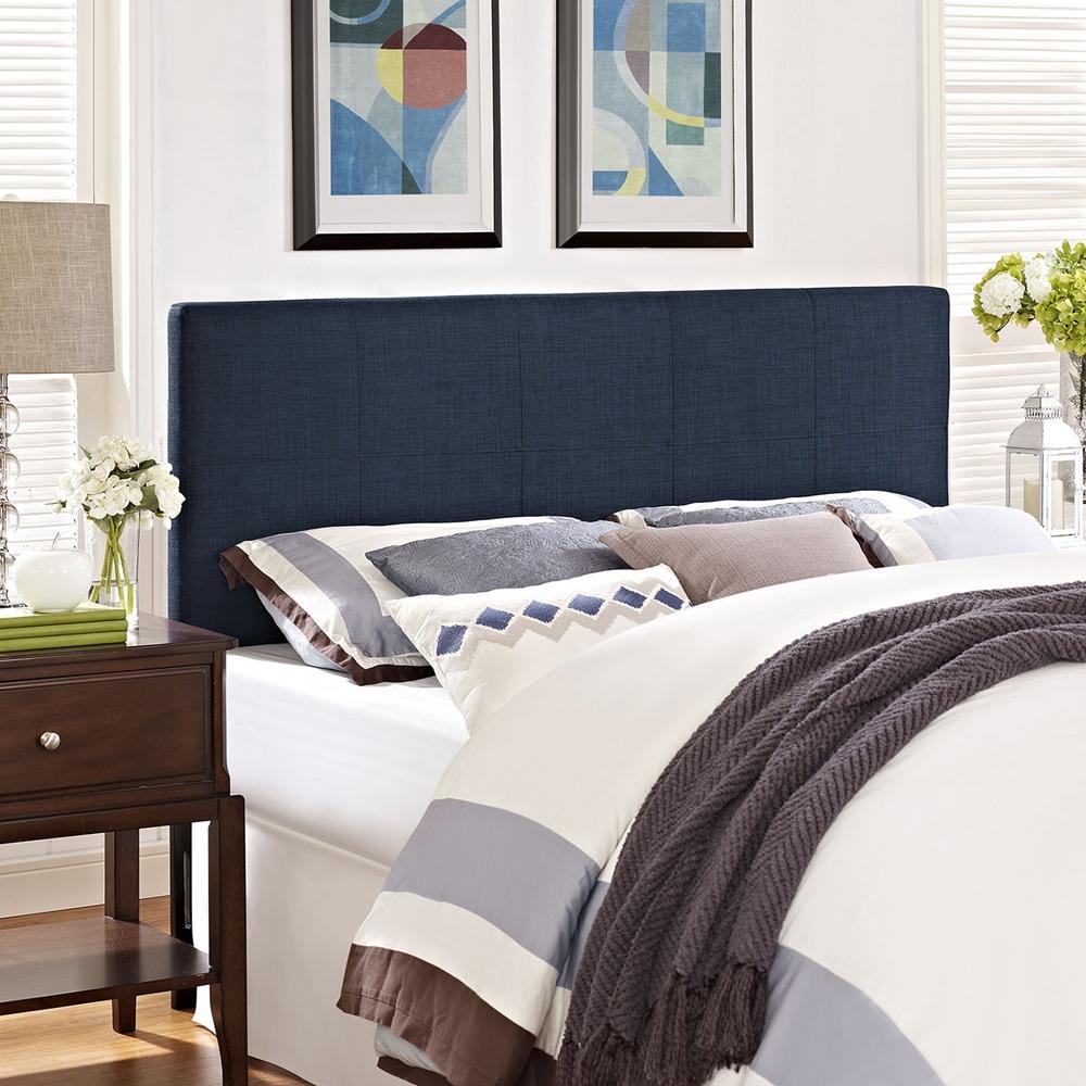 Bedroom Interior Design For Kids Bedroom Settee Bench Bedroom Room Colors Video Game Bedroom Decor: Oliver Twin Fabric Headboard - Navy