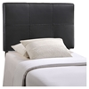 Oliver Twin Leatherette Headboard - Black - EEI-5153-BLK