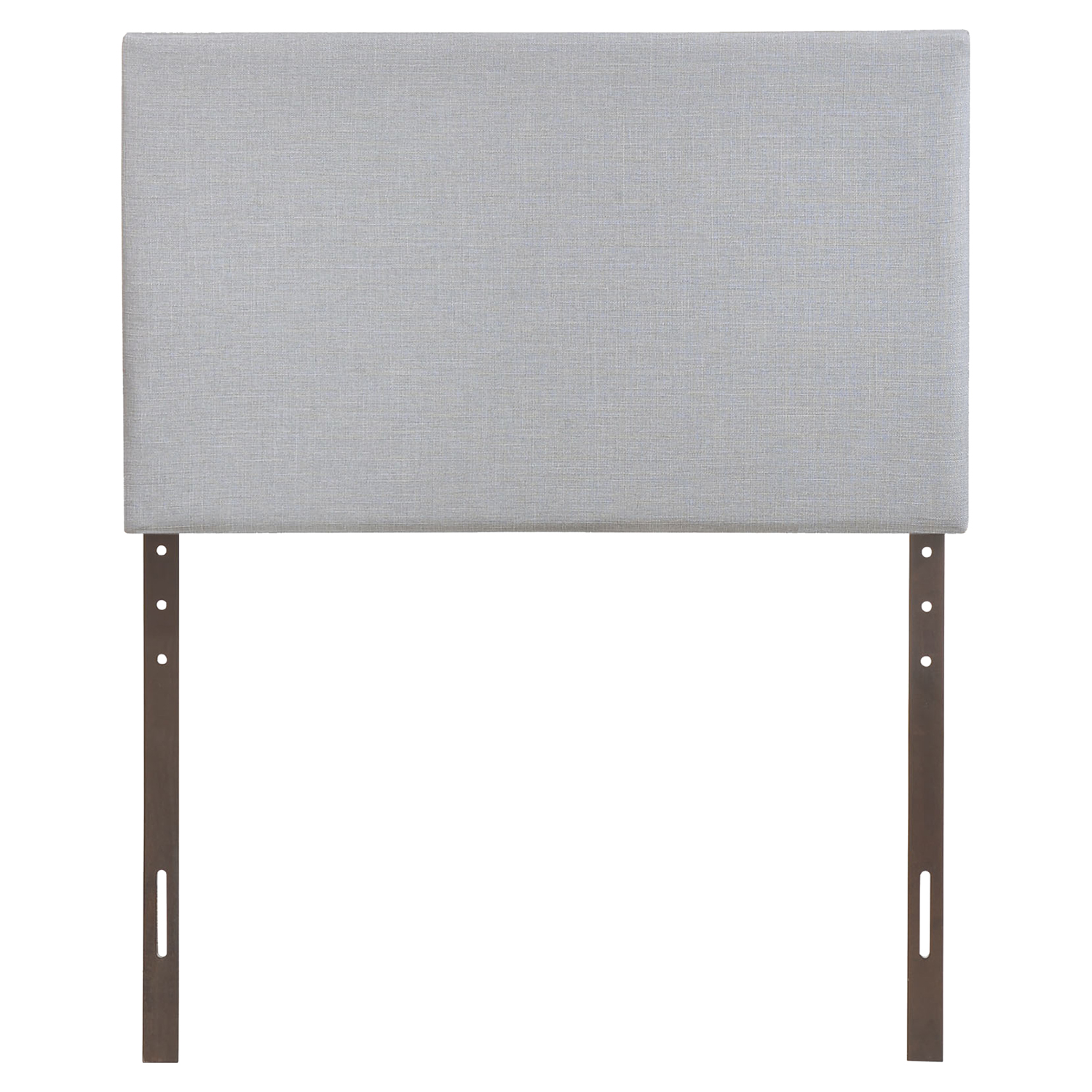 Region Twin Upholstered Headboard - Sky Gray - EEI-MOD-5214-GRY