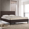 Stacy Queen Platform Bed - Button Tufted - EEI-5232-SET