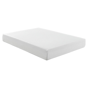 "Aveline 10"" Queen Mattress - White"