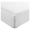 "Aveline 8"" Mattress - White - EEI-53-WHI"