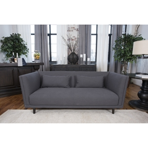Manhattan Sofa - Concrete