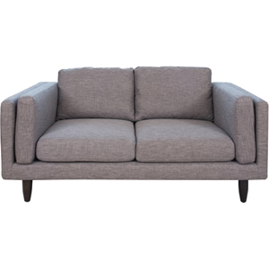 Retro Loveseat - Taupe