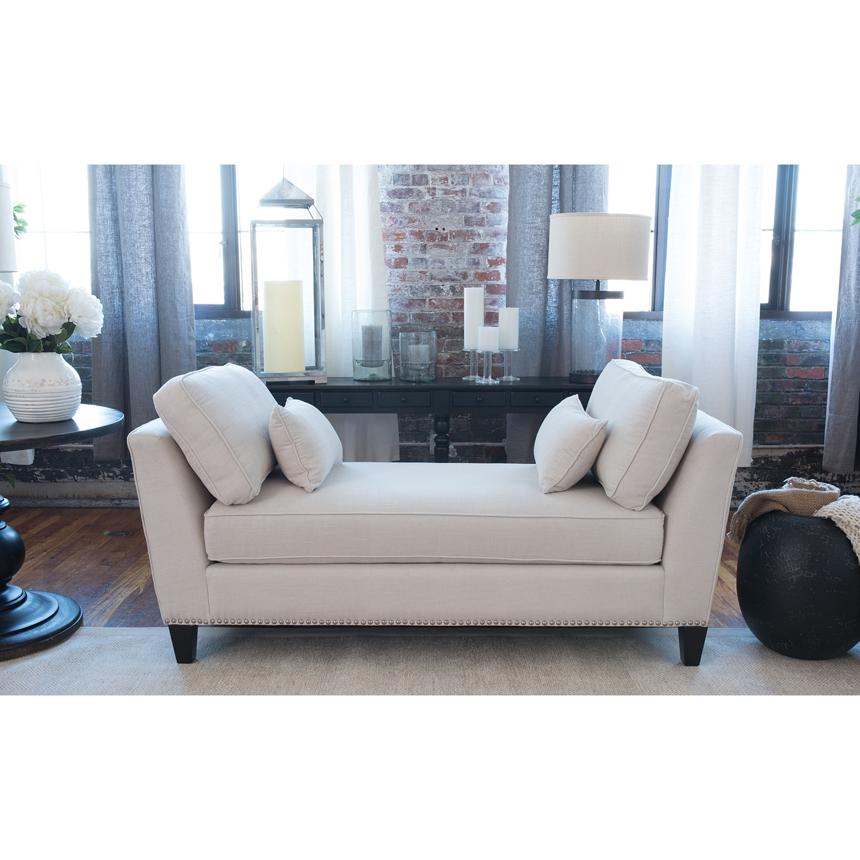 South Beach 3 Pieces Fabric Sofa Set - Seashell : DCG Stores