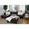 Urban 2-Piece Sectional Set - Left Arm Facing Chaise, Square Ottoman - ELE-URB-2PC-RAFL-LAFC-SCO-CAPP-1