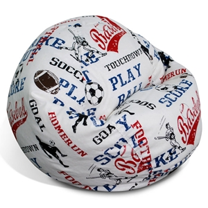 American Sports Toddler Size Bean Bag