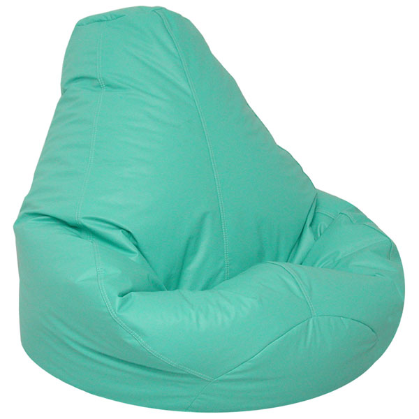 lifestyle aqua extra large bean bag chair dcg stores With bean bag chair retailers