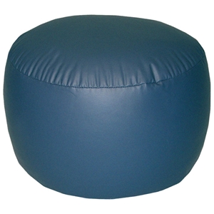 Lifestyle Bigfoot Footstool Bean Bag in Navy
