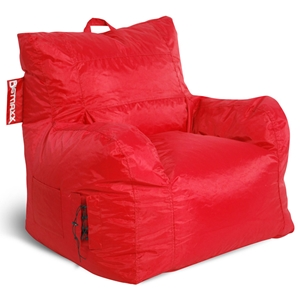 Big Maxx Mega Bean Bag Armchair - Red