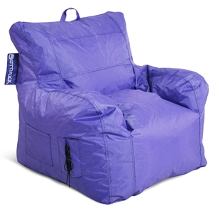 Big Maxx Mega Bean Bag Armchair - Purple
