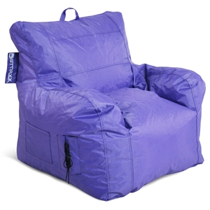 Big Maxx Kids Bean Bag Armchair - Purple