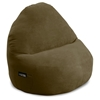 Sitsational Faux Suede Foam Bean Bag Sofa - EL-32-6502-XXX-C