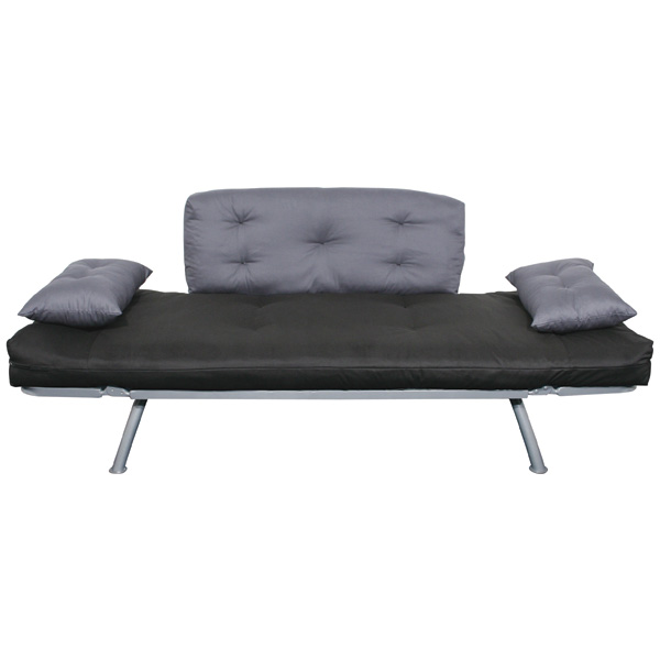 Mali Flex Futon Set Coal Pewter El 55 6118