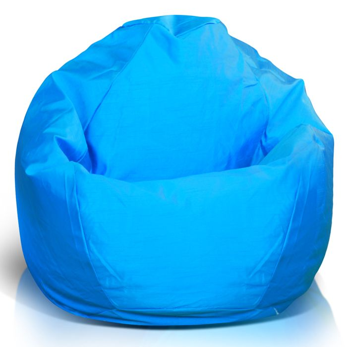 Classic Blue Kids Bean Bag Dcg Stores