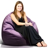 Classic Lilac Medium Bean Bag - EL-30-9501-004