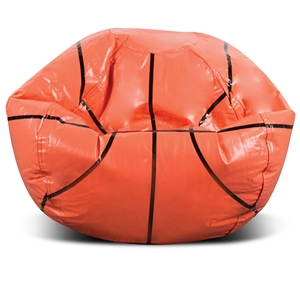 Basketball Bean Bag Chair for Kids