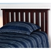 Belmont Slat Panel Wooden Headboard in Merlot - FBG-51T52