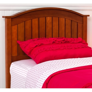 Finley Cottage Style Headboard in Maple
